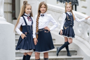 LOOKBOOK sCHOOL АМАДЕО